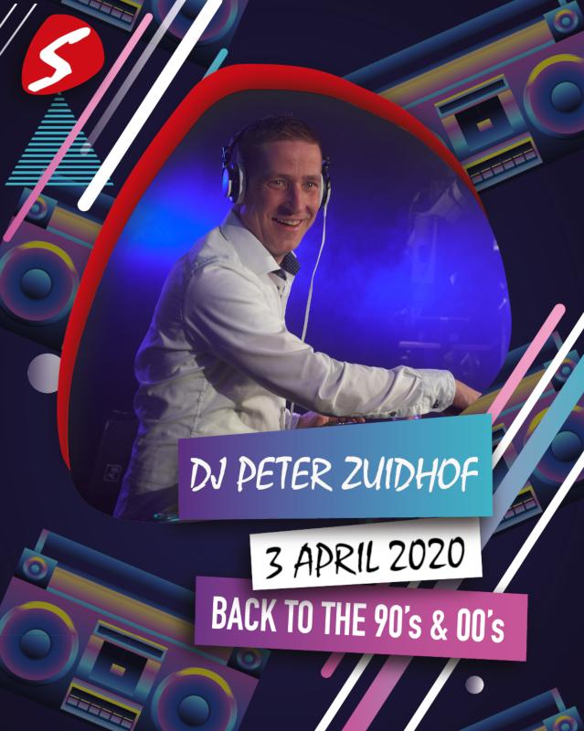 DJ Peter Zuidhof
