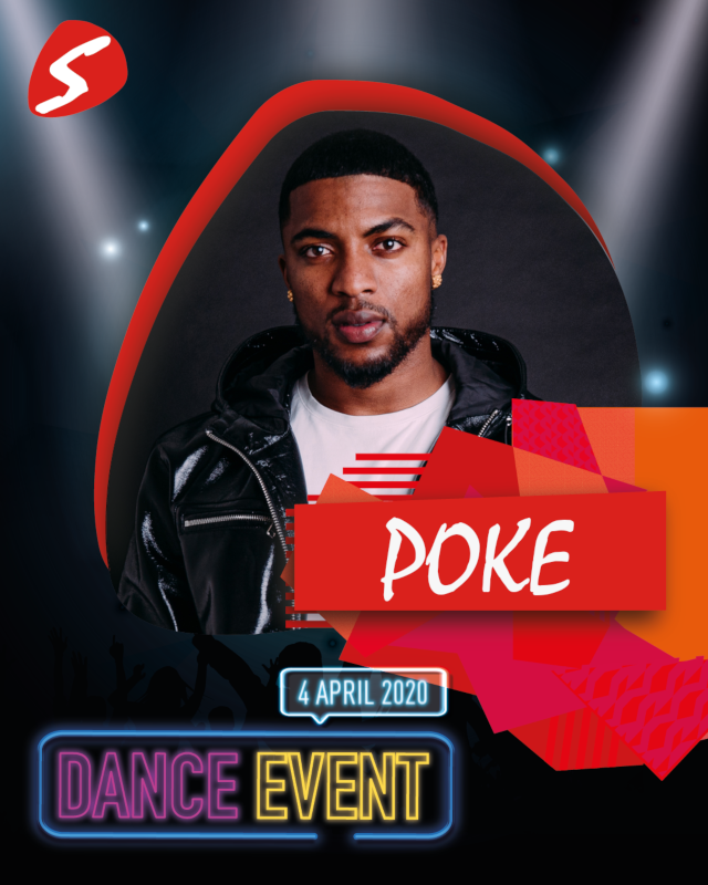 Poke 4 april 2020 Dance Event