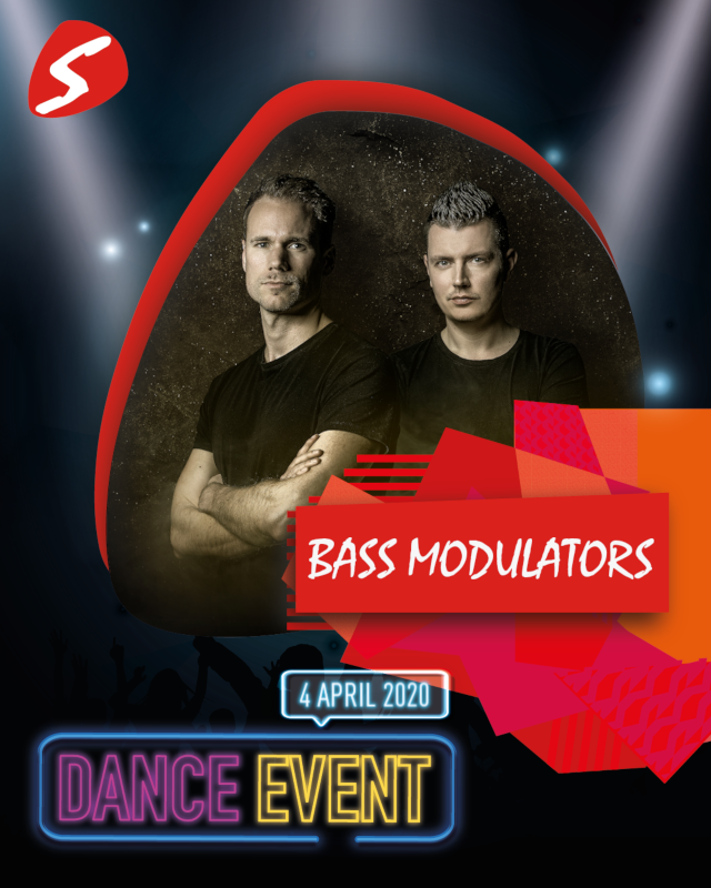 Bass Modulators 4 april 2020 Dance Event