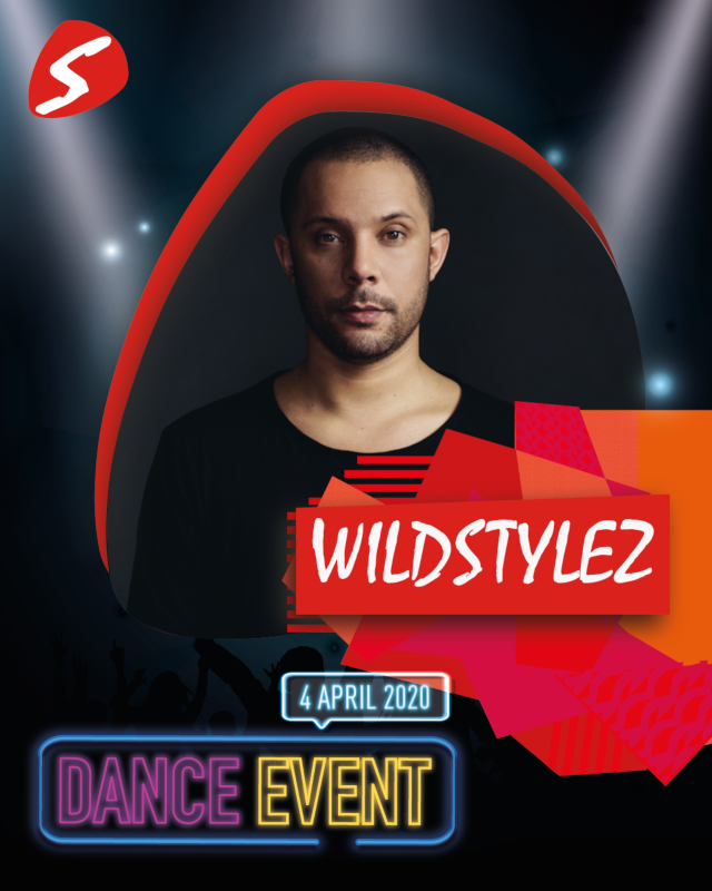 Wildstylez 4 april 2020 Dance Event